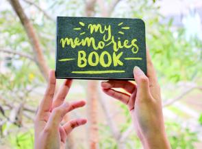 SWEET MEMORIES BOOK